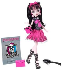 Monster High Travel Scaris Caf Cart Toys  Games  Dolls
