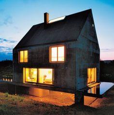 Herzog & de Meuron - Switzerland; Rudin House