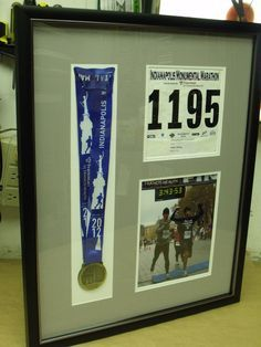 medal displays for runners - Google Search