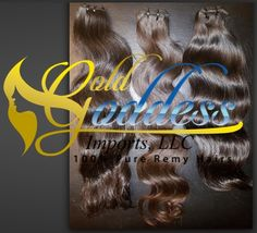 Gold Goddess Imports , LLC - 100A Designer Remy Virgin Hairs! — 10A 3PCS Designer Virgin hairs by Gold Goddess Filipino Wavy Hair weaves