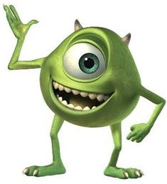 1000+ images about Monster Inc on Pinterest | Monsters Inc, Mike D ...