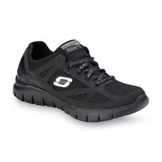 0778d6d176e06 Skechers Sport Womens Shoes Royal Forward Fashion Sneakers black size 10  NEW 39.99 http:/