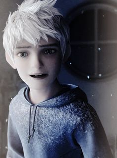 Jack Frost: probably one of the most hottest animated characters ever created