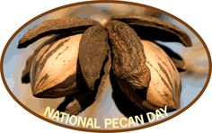 Celebrate National Pecan Day: National Pecan Day