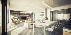 livingroom by archidea