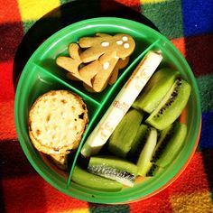 Easy Toddler Food: Playground Snack