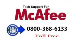 Get Help To Fix #McAfee Errors Through reliable 24X7 #UK Support For Technical Issues