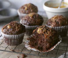 Muffin Recipe, Cup Cakes & Baking Recipes - Chocolate Caramel Muffins   Nestlé Carnation