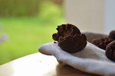 Les mots de nos vies,   Les meilleurs biscuits au chocolat que j'aie jamais mangés.