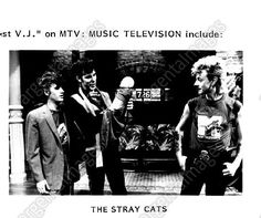 ♫'''Stray Cats - Rock Group Improv stances Press Photo (This photograph originates from the ROGERS PHOTO ARCHIVE)...☺'''♫ http://www.ebay.com/itm/Stray-Cats-Rock-Group-Improv-stances-Press-Photo-/111046310833?pt=Art_Photo_Images&hash=item19dae03bb1