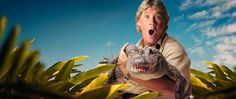 "#airnzsunshine Australia Zoo - Home of the Crocodile Hunter - ""Conservation through Exciting Education"""