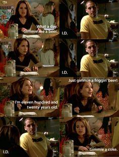 Buffy the Vampire Slayer, Anya.