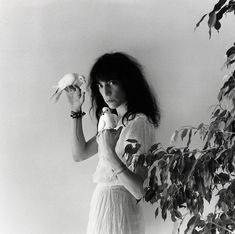 Robert Mapplethorpe, Patti Smith, 1979