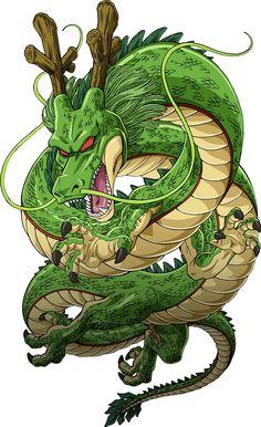Shenlong Dragon Ball Z, Dragon Z, Dragon Shenlong, Madara Susanoo, Z Tattoo, Ball Drawing, Naruto, Comic Art, Fan Art