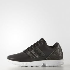 adidas ZX Flux Shoes - Black | adidas MLT