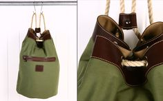 Calabrese Duffle Bag • Selectism