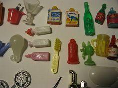 Vintage Childhood Trinkets