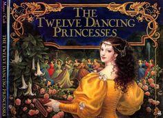 Kinuko Craft - The Twelve Dancing Princesses