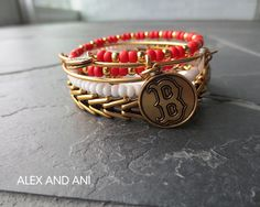 Re-pin Boston Red Sox for a chance to score a $100 Alex and Ani e-Gift Card. Obsessed with Alex and Ani lately.