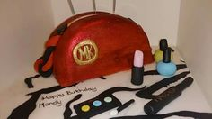 Michael korrs bag cake