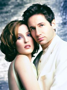 The X Files. Miss that 9pm Sunday night crouching on the couch scary feeling when you heard the opening tune....