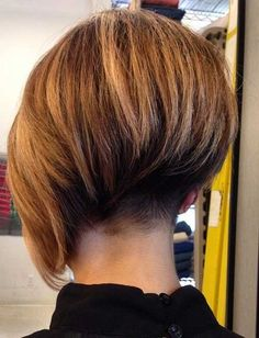 image of bob haircut with undercut - Google Search