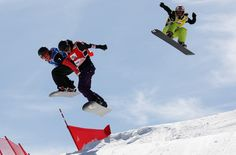 Learn how to snowboard!