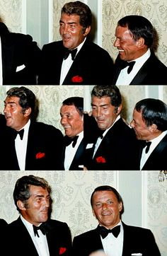 Oct 4th, 1970; Dean Martin and Frank Sinatra attends a fundraiser for Republican Gov. Ronald Reagan, along with John Wayne and Bob Hope. (This is a total reversal of politics from 4 years before, when Dean and Frank campaigned for Democratic Gov. Pat Brown.)