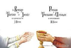 "Ksenia Kareva illustration for ""Tristan and Isolte"". Genre, Rowan, Fairy Tales, Illustrator, Tumblr, Mood, Movies, Movie Posters, Films"