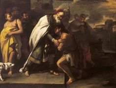 The Athenaeum - The Parable of the Prodigal Son: Received Home by His Father (Luca Giordano - )