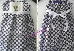 vestido de alcinha
