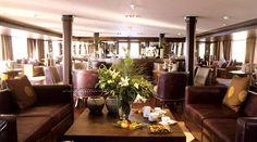 Sun Boat IV Nile cruise lounge