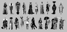 Character design 1, Ola Karambola Starodubtseva on ArtStation at https://www.artstation.com/artwork/thumbnails-ea326d24-50f3-4055-882b-abd2c4c5c8a3