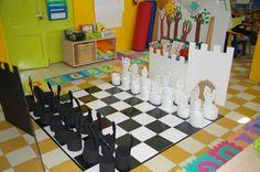 Conte per iniciar-se en els escacs a Educació Infantil. Escola Sant Pau - Figueres