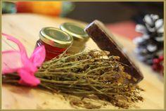 mikroi.gr | Ορεινός ΒιόΚηπος Japchae, How To Dry Basil, Herbs, Ethnic Recipes, Food, Eten, Herb, Meals, Spice