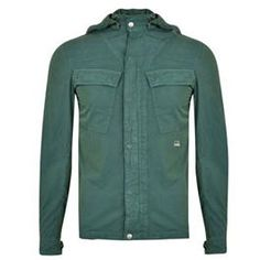 CP COMPANY Detachable Goggle Overshirt