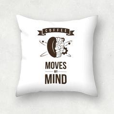 """Coffee moves my mind"" por laurancw"