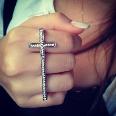 Cross ring<3<3