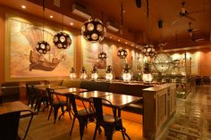 Details of the overall and category winners, and images of the winning projects, from the sixth year of the Restaurant and Bar Design Awards in Restaurant Trends, Restaurant Restaurant, Bar Design Awards, Europe, Chandelier, Ceiling Lights, Home Decor, Restaurants, Candelabra