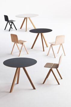 Copenhague Table Round CPH20 Tisch rund Hay designed by Ronan & Erwan Bouroullec ab 292,00€. Bestpreis-Garantie ✓ Versandkostenfrei ✓ 28 Tage Rückgabe ✓ 3% Rabatt bei Vorkasse ✓