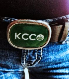 KCCO Belt buckle. The Chive. whatthebuckle.com