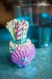 Mermaid Party Ideas - Under The Sea Themed Party DIYS!