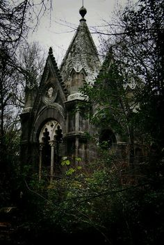 Abandoned Buildings That Time Has Forgotten Abandoned Buildings, Abandoned Castles, Abandoned Places, Haunted Castles, Gothic Buildings, Haunted Houses, Spooky Places, Haunted Places, Old Mansions