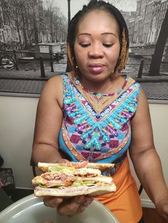 Apprenez comment faire ce sandwich en cliquant sur le lien! How To Make, Kitchens