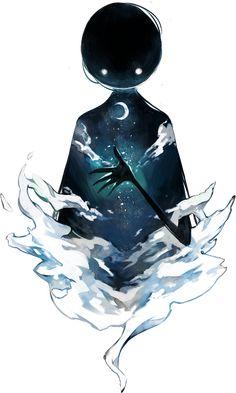 Cosmos, the embodiment of night