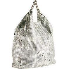 ab017652b3e4 Chanel Silver Black Runway Ltd Edition Bag. So Beautiful! Silver Bags