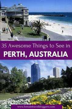 Are you planning a trip to Perth Australia this year? If so, you have to check out these 35 things to see in Perth including where to eat in Perth, where to stay in Perth, fun things to do in Perth…More Brisbane, Melbourne, Sydney, Perth Western Australia, Visit Australia, Australia Trip, Coast Australia, Queensland Australia, Great Barrier Reef