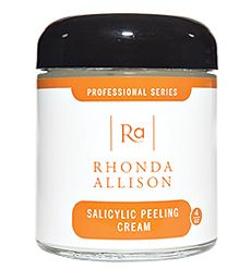 Salicylic Peeling Cream-Salicylic Peeling Cream contains 25% Salicylic Acid which helps dissolve the top layer of corneum cells and improves the look and feel of the skin. It is anti-bacterial and keratolytic, and helps eliminate clogged pores.  The D-Alpha Tocopherol aids in healing and repairing of skin tissue and improves the skin's water-binding ability; essential oils give antioxidant benefits.