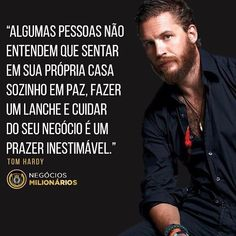 Tom Hardy, Make Money At Home, Love Messages, Good Habits, Business Tips, Peace