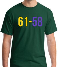 #Baylor vs TCU Game Score Adult T-Shirt // No words needed. #SicEm
